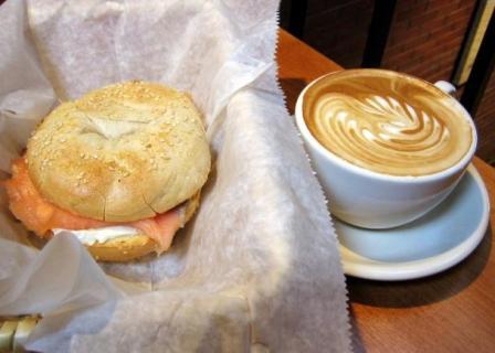 kafa i hrana, slaganje