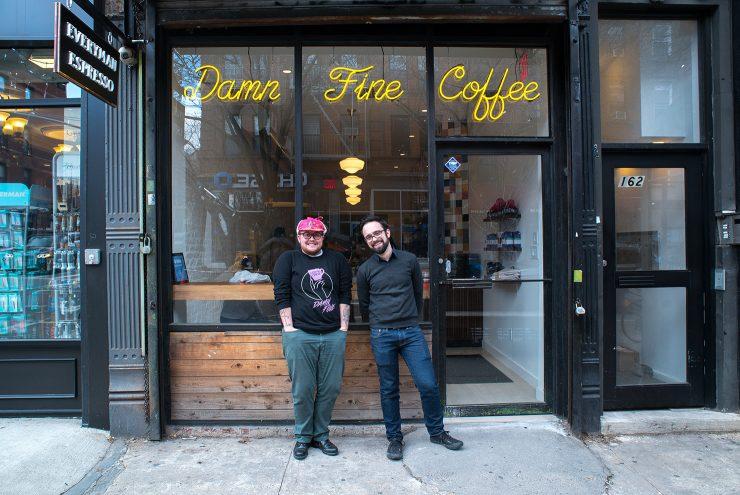 U poseti novoj kafeteriji Everyman Espresso u Park Sloupu u Bruklinu