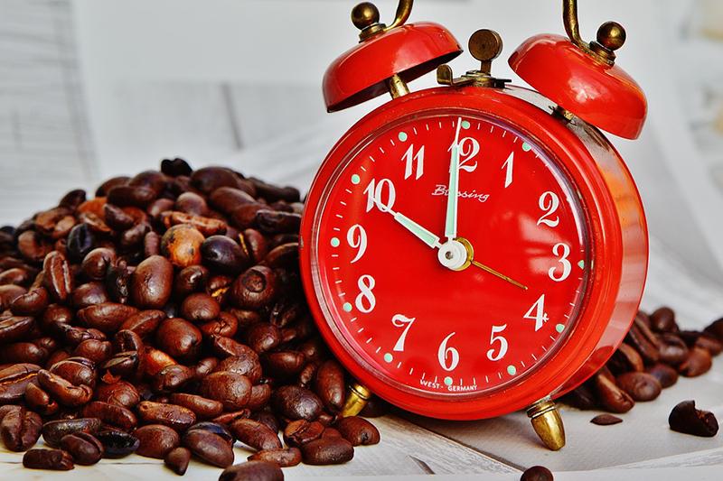 Vreme je za pauzu za kafu!