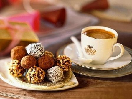 kafa i hrana